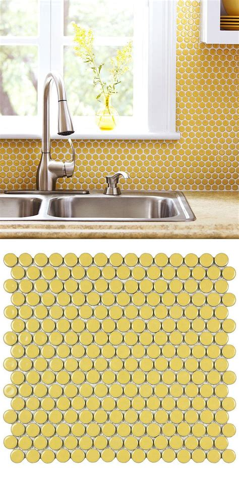 yellow tiles kitchen 25 best ideas about yellow tile bathrooms on