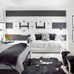 Black And White Bedrooms Black And White Designer Rooms Black And White