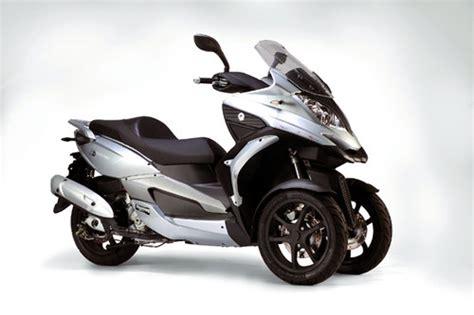 Dreirad Motorrad Roller by Neuer Dreirad Roller Quadro 350d News Motorrad