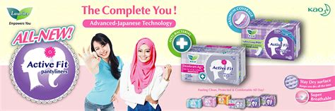 Laurier Pantyliner Active Fit bestlah laurier free active fit pantyliner sle
