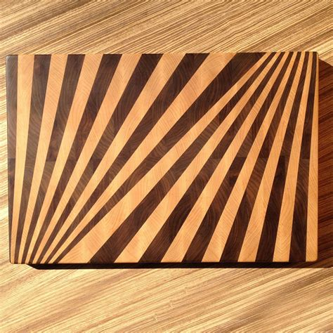 cool cutting boards wood project plans for end grain cutting board