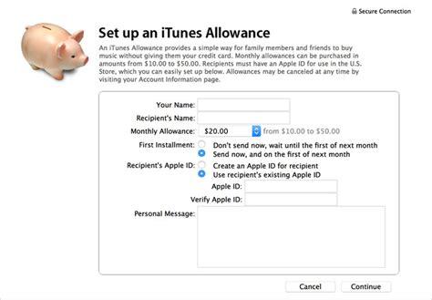 Apple Music Gift Card Family - family sharing apple gift card photo 1