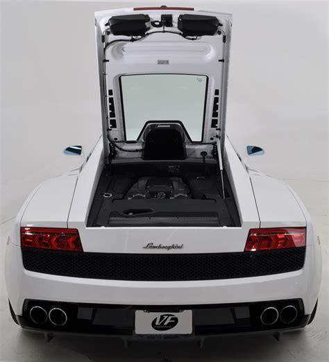 Lamborghini Supercharger Official Vf Engineering Supercharged Kit For Lamborghini