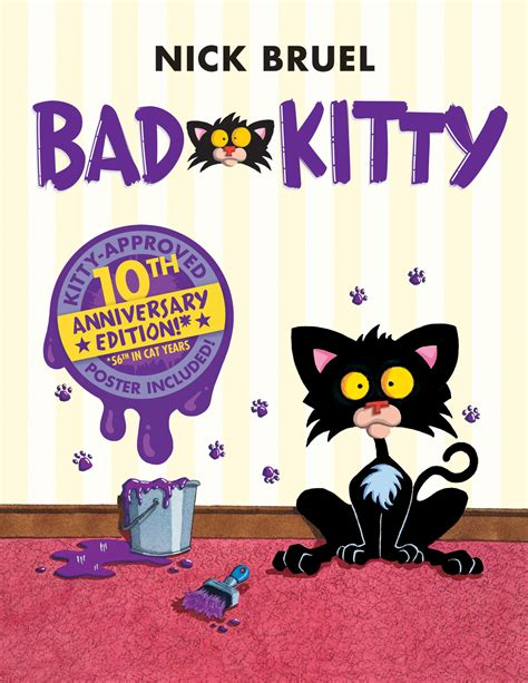 Does Barnes And Noble Buy Books Bad Kitty 10th Anniversary Edition Bad Kitty Books
