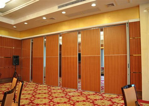 folding wall partitions conference rooms melamine carpet finish folding glass partitions for meeting room
