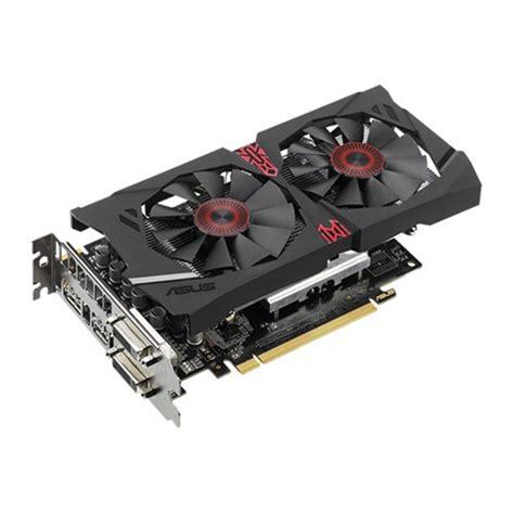 Vga Radeon Asus R7 370 Strix 2gb asus strix r7370 dc2oc 4gd5 gaming 90yv0850 m0na00 t s bohemia