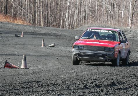 Audi High Performance Driving Course by The Cars Team O Neil Rally School