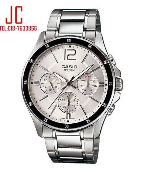 Jam Casio Mtp 1374d casio multi mtp 137 end 12 24 2017 6 15 pm myt