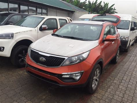 Kia Cuv by Brand New 2016 Kia Sportage Suv Cuv For Sale Autos Nigeria
