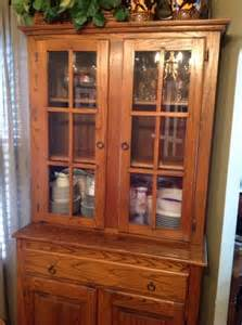 oak china cabinet buffet in berwyn illinois krrb