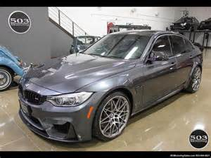2017 bmw m3 loaded competition package w 87k msrp