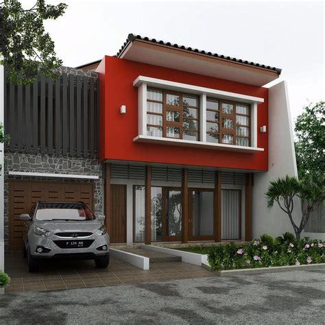 Kaca Depan 2 desain kaca depan rumah 64 desain rumah minimalis 2 lantai