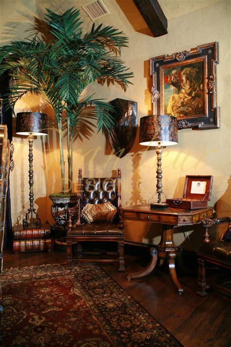 b home interiors grandeur design quot old world quot living room home decor