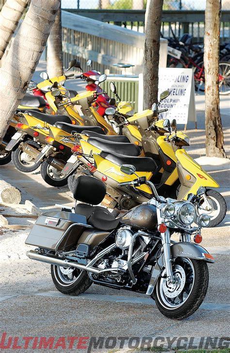 Harley Davidson West touring key west on harley davidsons