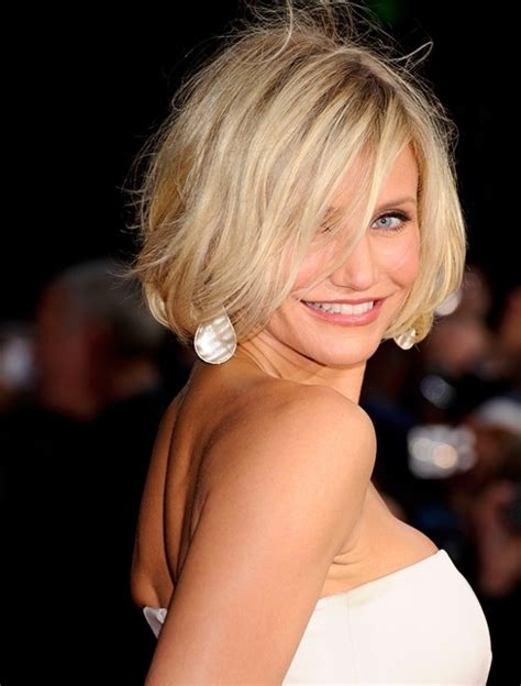 cameron diaz hairstyle cameron diaz bob hairstyles is compatible with deserve for