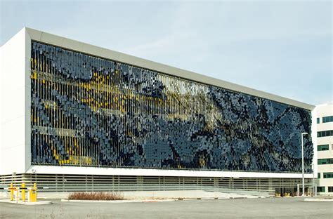 Parking Garage Facade by Gallery Of Parking Structure Facade Rob Ley Studio 4