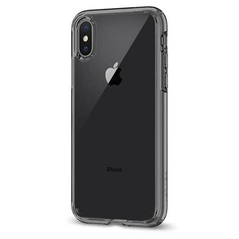 Spigen Ultra Hybrid Bumper Iphone 55s Grey iphone x ultra hybrid spigen inc