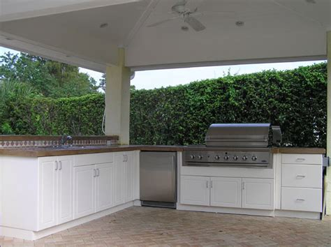 exterior kitchen cabinets outdoor kitchen cabinets polymer outdoor kitchen