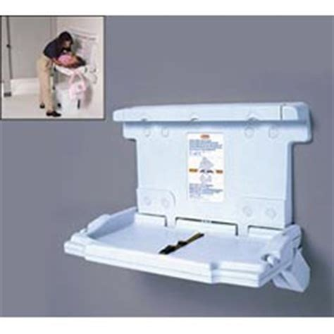 Sturdy Changing Table Commercial Infant Changing Station