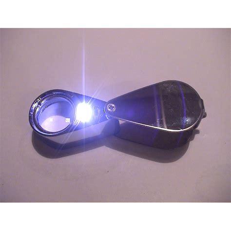 led magnifier loupe 10x