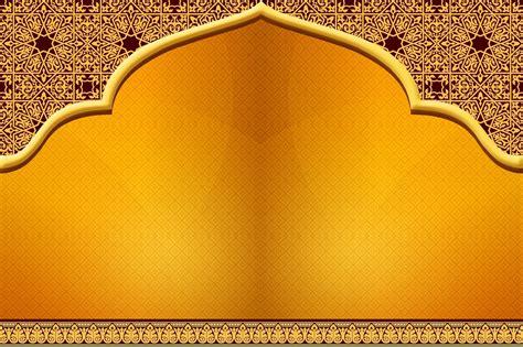 wallpaper tema coklat islamic background wallpapersafari