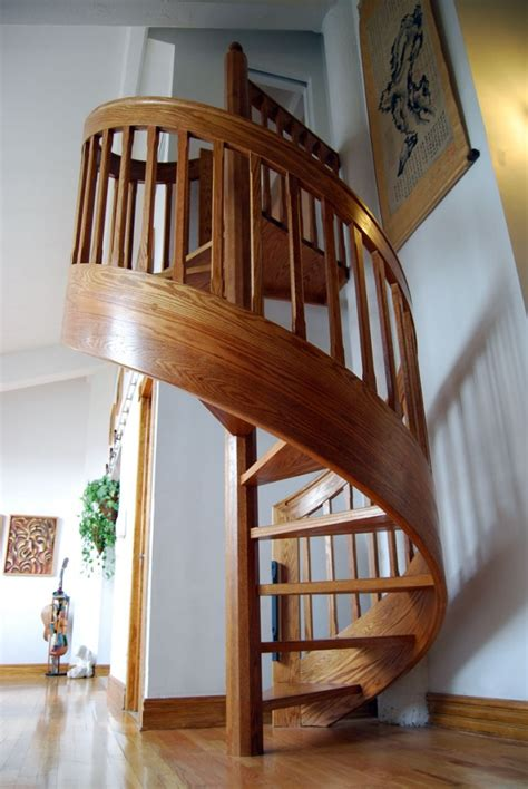 Wooden Spiral Stairs Design Circular Stairs Design Home Spiral Staircase Kits Wood Design Interior And Exterior Spiral