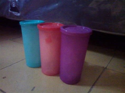 Tupperware Mini Freezermate With Dpt 2 Pcs 1 new 3 pcs tupperware mini tumbler kitchenware on storenvy