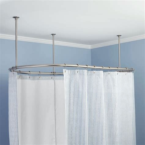 shower curtain rod home depot oval shower curtain rod home depot home design ideas