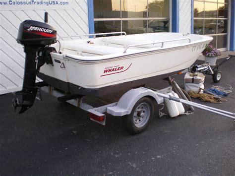 boston whaler tender boats boston whaler tender 110 boat for sale from usa