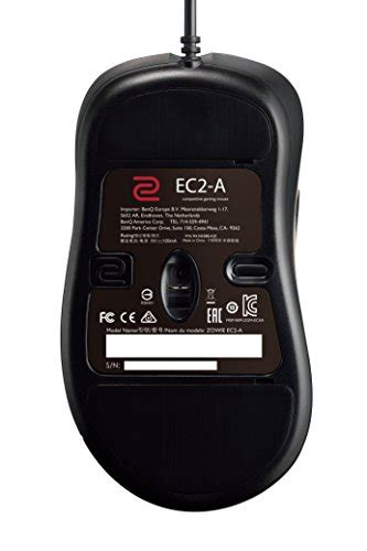 Benq Zowie Ec2b Gaming Mouse best budget gaming mouse top 7 cheap mice for pc gaming