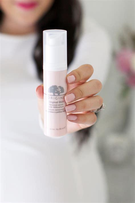 Serum Been Pink origins original skin renewal serum product review pink peonies by rach parcell bloglovin