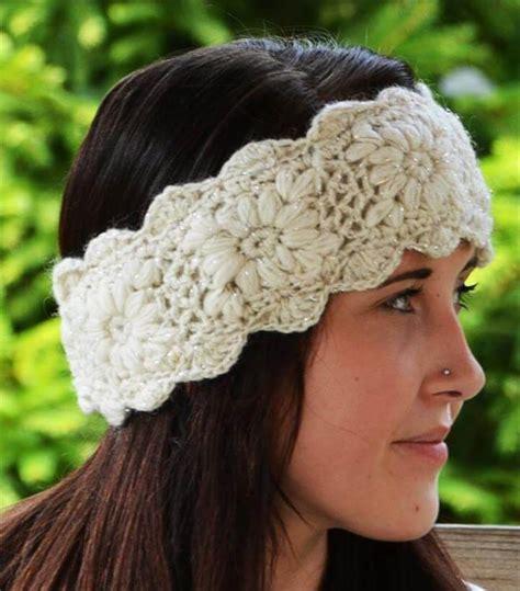 32 crochet headband design ideas diy to make