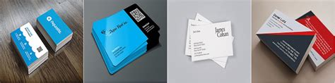 Business Card Trends 2017