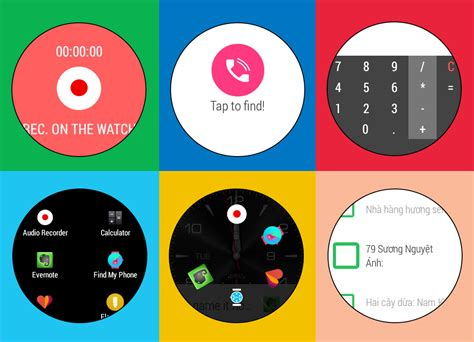 android wear app những ứng dụng tốt miễn ph 237 v 224 hữu 237 ch d 224 nh cho android