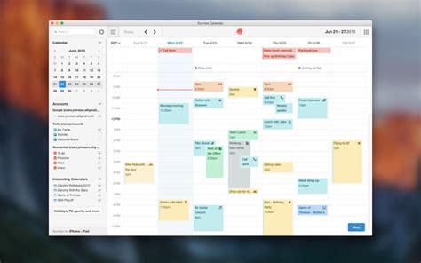 Calendar Desktop Calendar On The Mac App Store