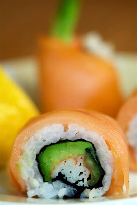 Sushi After Detox Is by 1000 Images About Sushi Recipes On Smoked
