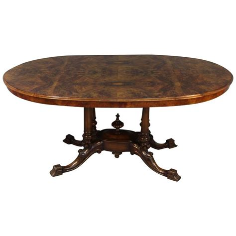 walnut dining room table walnut dining room table for sale at 1stdibs