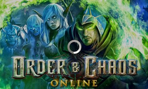order and chaos apk free order chaos apk sd data android