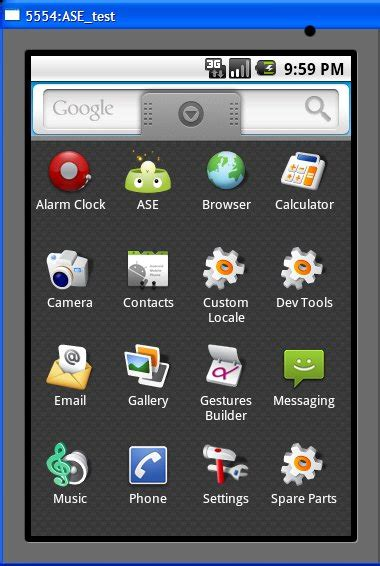 android scripting installing the android scripting environment on the android emulator ak eric