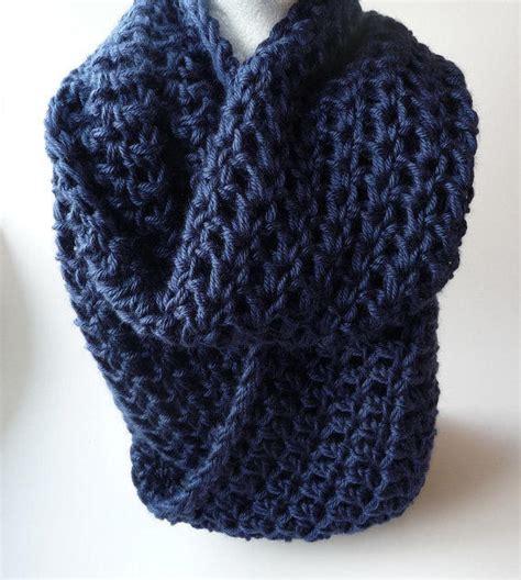 mobius scarf knitting pattern infinity crochet infinity scarf pattern crochet from zxcvvcxz on etsy
