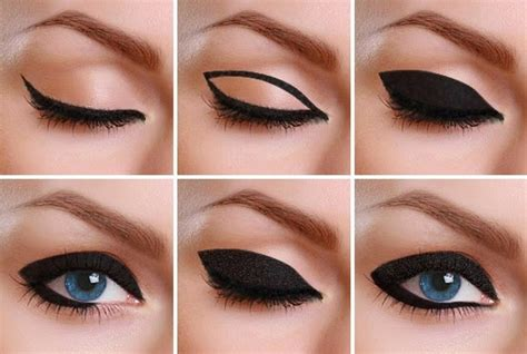eyeliner tutorial bottom how to apply pencil eyeliner step by step pictures nail