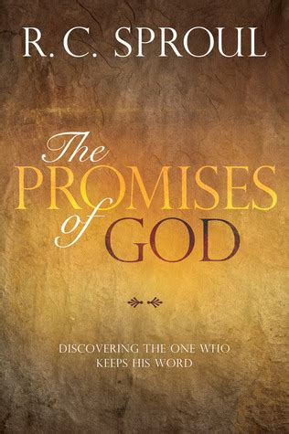 the promises of god discovering the one who keeps his