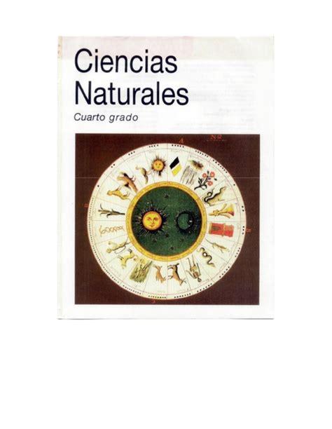 ciencias naturales grado octavo ciencias naturales cuarto grado 1993