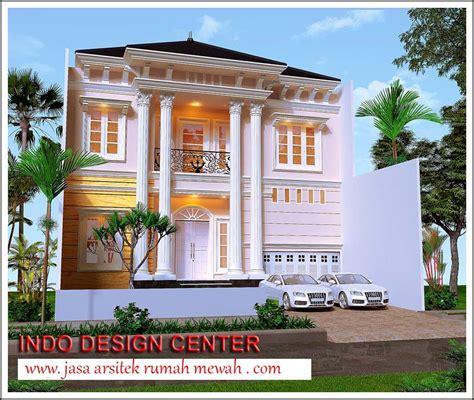 jasa arsitek rumah mewah jasa gambar rumah mewah jasa