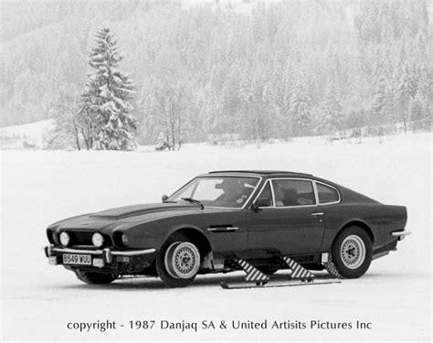 Living Daylights Aston Martin by 007 V8 Vantage V8 Volante 171 Aston Martins