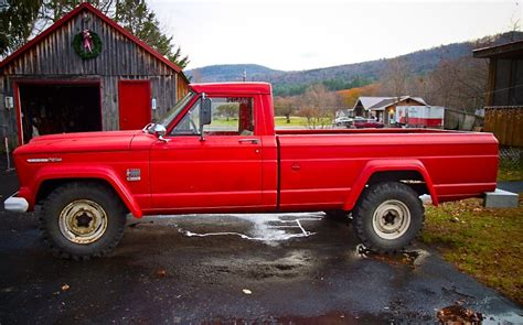 jeep gladiator 1970 the street peep 1965 jeep gladiator j3000