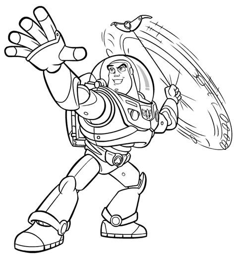 Buzz And Woody Coloring Pages Coloring Home Woody And Buzz Coloring Pages