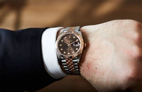 Rolex Oyster Perpetual Datejust 41 ? Hands on Review