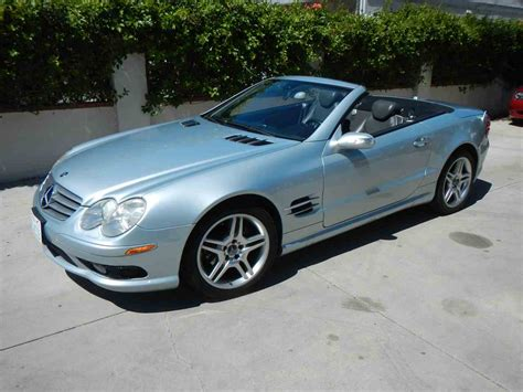 2006 mercedes benz sl500 for sale classiccars com cc 973818