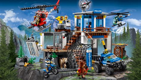official lego malaysia  lego city dirt road pursuit